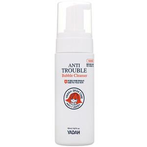 Yadah, Anti Trouble Bubble Cleanser, 5.07 fl oz (150 ml) отзывы