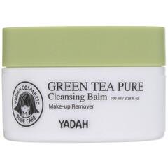 Yadah, 綠茶純淨潔面膏,3.38 液量盎司 (100毫升)