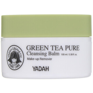 Yadah, Green Tea Pure Cleansing Balm, 3.38 fl oz (100 ml)
