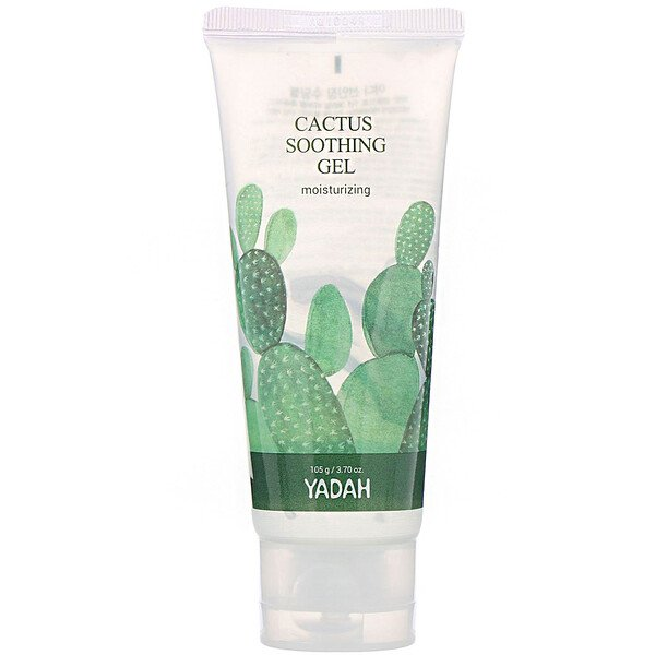 Cactus Soothing Gel, 3.70 oz (105 g)