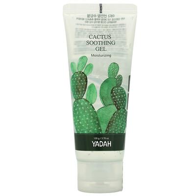 Yadah Cactus Soothing Gel, 3.70 oz (105 g)