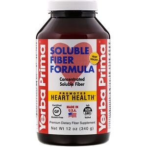 Ерба Прима, Soluble Fiber Formula, 12 oz (340 g) отзывы