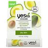 Yes To, Nourishing Lip Balm, Avocado, Fragrance-Free, 0.15 oz (4.25 g)