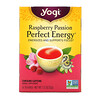 Yogi Tea, Perfect Energy, Raspberry Passion, 16 Tea Bags, 1.12 oz (32 g)