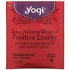 Yogi Tea, Spicy Hibiscus Blossom Positive Energy, 16 Tea Bags, 1.12 oz (32 g)