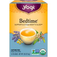 Bedtime, без кофеина, 16чайных пакетиков, 24г - фото