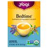 Yogi Tea, وقت النوم، خالٍ من الكافيين، 16 كيس شاي، وزن 0.85 جم (24 جم)