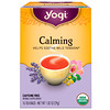 Yogi Tea, Calming, Caffeine Free, 16 Tea Bags, 1.02 oz (29 g)