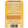 Yogi Tea, Organic, Throat Comfort, Caffeine Free, 16 Tea Bags, 1.27 oz (36 g)