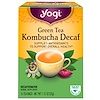 Yogi Tea, カフェイン抜き緑茶昆布茶, 16ティーバッグ, 1.12オンス(32 g)