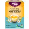 Yogi Tea, カンフォーティング・カモミール、カフェインフリー、16ティーバッグ、 .85 oz (24 g)