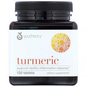 Ютиори, Turmeric, 120 Tablets отзывы покупателей