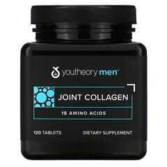 Youtheory, 男性專用關節支援膠原蛋白營養片,120 片裝