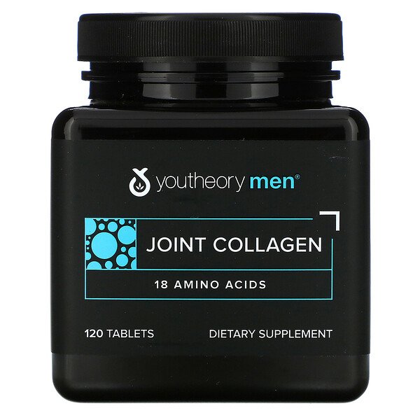 Men, Joint Collagen, 120 Tablets