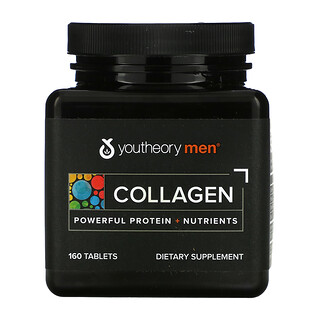 Youtheory, Men, Collagen, 160 Tablets