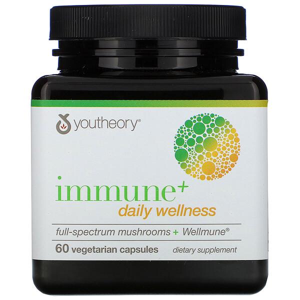 Immune+ Daily Wellness, 60 Vegetarian Capsules