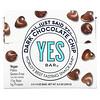 Yes Bar, Snack Bar, Dark Chocolate Chip, 6 Bars, 1.4 oz Each