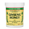 Y.S. Eco Bee Farms, Miel au ginseng, 311 g (11 oz)