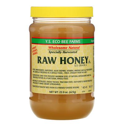 Купить Y.S. Eco Bee Farms Сырой мед, классаA (США), 623г