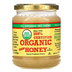 Y.S. Eco Bee Farms, 全有機生蜜,1.0 磅(454 克)