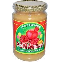 Сырой мед Пома, 13 унций (369 г) - фото