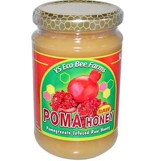 Y.S. Eco Bee Farms, بوما، العسل الخام، 13 أونصة (369 غرام)