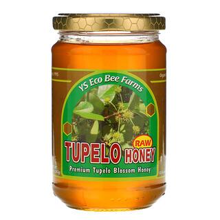 Y.S. Eco Bee Farms, عسل توبيلو الخام، 13.5 أوقية (338 جم)