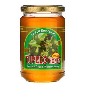 ЙС Эко Би Фармс, Raw Tupelo Honey, 13.5 oz (38 g) отзывы покупателей