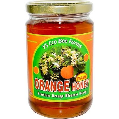 Апельсиновый мед, 13.5 унций (383 г) апельсиновый мармелад шикарный апельсиновый мармеладный джем 10 унций 284 г
