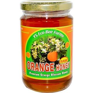 Y.S. Eco Bee Farms, Orange Honey, 13.5 oz (383 g)