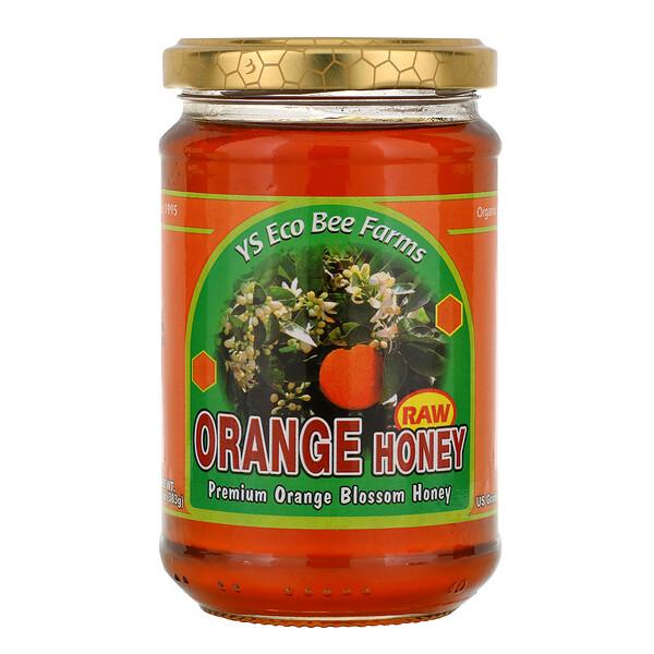 Orange Honey, 13.5 oz (383 g)