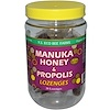 Y.S. Eco Bee Farms, Manuka Honey & Propolis Lozenges, Active 15+, 20 Lozenges, 3.2 oz (92 g)