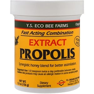 ЙС Эко Би Фармс, Propolis Extract, 5.5 oz (156 g) отзывы покупателей