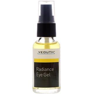 Yeouth, Radiance Eye Gel, 1 fl oz (30 ml)