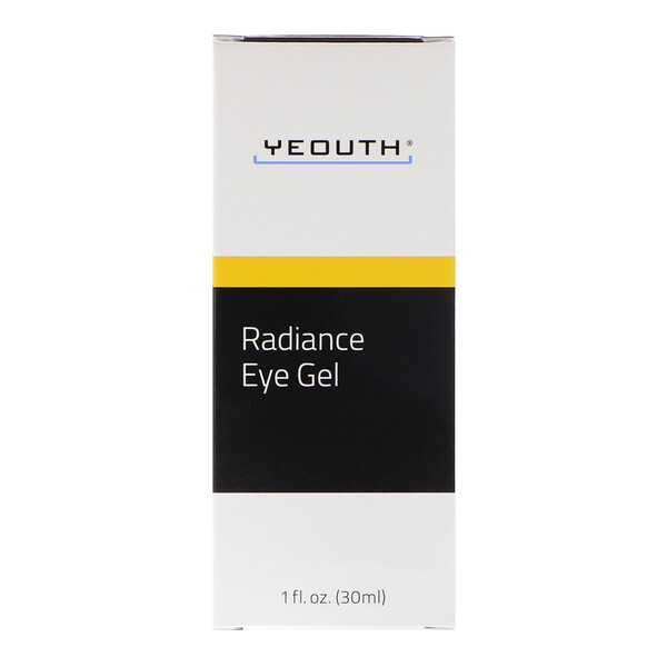 Radiance Eye Gel, 1 fl oz (30 ml)