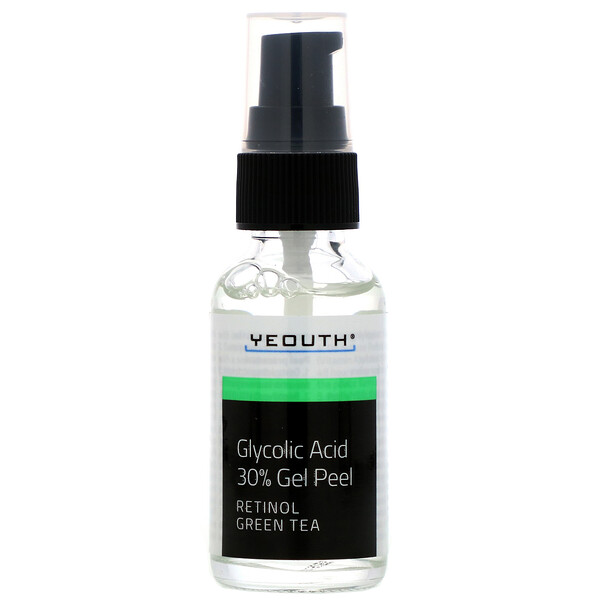 Glycolic Acid 30% Gel Peel, 1 fl oz (30 ml)