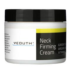 Yeouth, 頸部緊雅霜,2液盎司(60毫升)