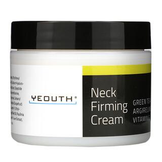 Yeouth, Укрепляющий крем для шеи, 2 жидких унции (60 мл)