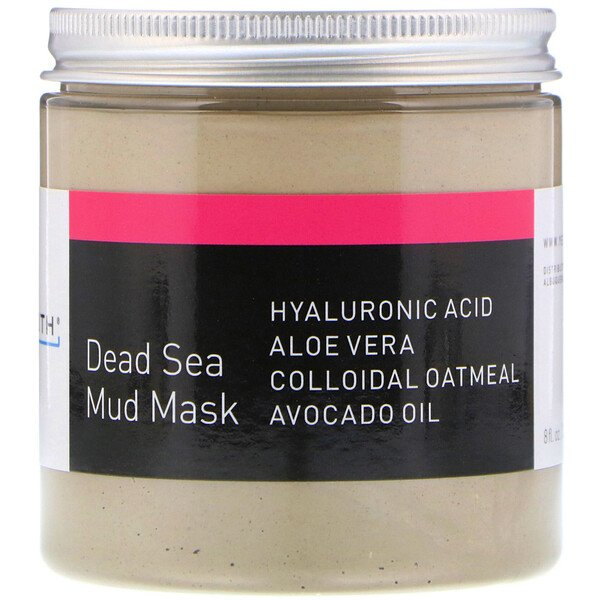 Dead Sea Mud Beauty Mask, 8 fl oz (236 ml)