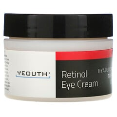 Yeouth, 視黃醇眼霜,1 液量盎司(30 毫升)