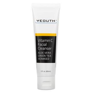 Yeouth, Очищающее средство для лица с витамином С, 89мл (3жидк. унции)