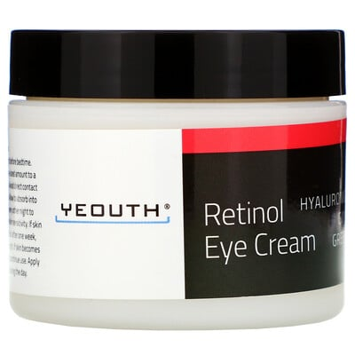 Купить Yeouth Retinol Eye Cream, 2 fl oz (60 ml)