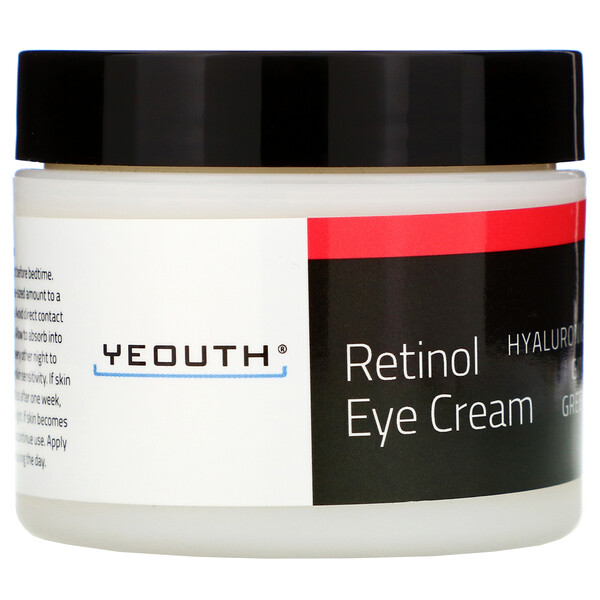 Retinol Eye Cream, 2 fl oz (60 ml)