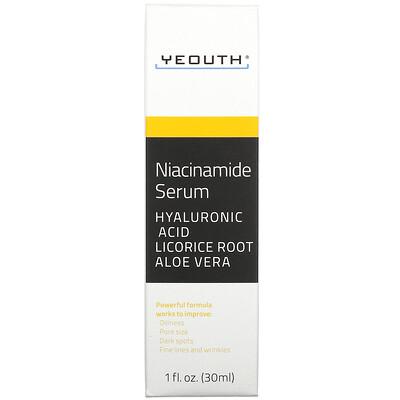 Yeouth Niacinamide Serum, 1 fl oz (30 ml)