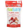 YumEarth, Organic Pops, Favorites, 14 Pops, 3.1 oz (87 g)