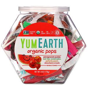 Ям Ерт, Organic Lollipops, 6 oz (170 g) отзывы покупателей