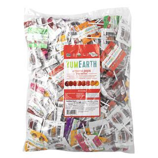 YumEarth, Organic Pops, Favorites, 68 oz (1,928 g)