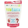 YumEarth, Organic Hard Candies, Pomegranate Pucker, 3.3 oz (93.6 g)