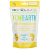 YumEarth, Organic Hard Candies, Cheeky Lemon, 3.3 oz (93.6 g)