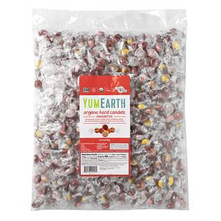 YumEarth, 有機硬糖,喜愛,68 盎司(1928 克)